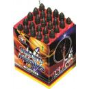 Großhandel Feuerwerk: Saturn Missiles 25er Luftheuler Batterie Feuerwerk