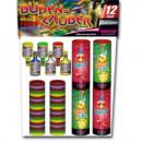 groothandel Vuurwerk: Budenzauber feestassortiment 12 T. Jeugdvuurwerk