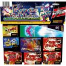 Pyro Fun for Kids Super-Jugendfeuerwerk-Sort. 145T