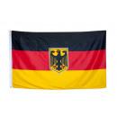 FAHNE Flagge Deutschland Adler 90x150cm WM