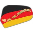 Außenspiegelfahne Autofahne Deutschland Champions