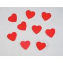 Houten harten, set van 10, f valentijn bruiloft fe