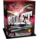 BULLET Feuerwerk Batterie 21 Schuss Großkaliber