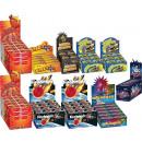 groothandel Vuurwerk: Nico actiepakket, 304 delig jeugdfeestvuurwerk