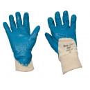 Guantes de nitrilo de algodón, guantes de jardiner