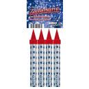 Zaubersterne / Eissterne 4er Set Party Feuerwerk