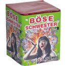 groothandel Vuurwerk: Bad sister 25-shot batterij vuurwerk