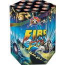 Großhandel Feuerwerk: Fire Fox 19-Schuss Effektbatterie Feuerwerk