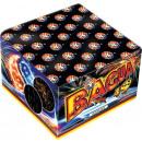 Großhandel Feuerwerk: Bagua 49-Schuss Feuerwerk Bombetten Batterie