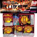 groothandel Vuurwerk: Mega-Burst, WECO China-Knall Sort voor oudejaarsav