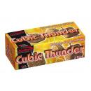 Cubic Thunder, 3er kub. Kanonenschlag Feuerwerk