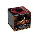 Proton 9 Schuß Feuerwerk Batterie