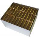 Knallbonbons 50er Box gold f Hochzeit + Geburtstag