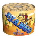 grossiste Feux d'artifice: Django, batterie de fête de feux d'artifice de
