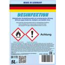 Großhandel KFZ-Zubehör: Flächen /Gebäude - Desinfektionsmittel