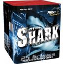 Großhandel Feuerwerk: Shark 25 Schuss Feuerwerk Batterie Silvester Party