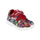 wholesale Sports Shoes: Sports shoes size  28-35 sorted Marvel Avengers
