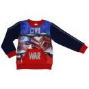ingrosso Pullover e felpe: dimensioni  Maglione 3-8 anni Captain America