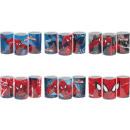 grossiste Epargner boite: Tirelire 6  assortiment Marvel Spiderman