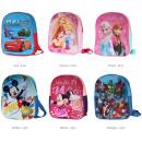 groothandel Licentie artikelen: Kinderrucksack 7x  geassorteerd 28cm  Disney