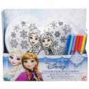Kissen zum bemalen mit Stifte Disney Frozen