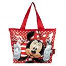 Strandtasche 35cm Disney Minnie