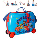cas Voyage / stand Chariot - Paw Patrol ABS