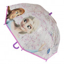 Regenschirm transparent Disney Frozen Ø90cm