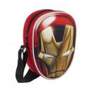 Bolsos de hombro 3D EVA 18cm Marvel Ironman