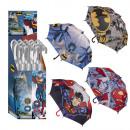 groothandel Paraplu's: Umbrella Ø74cm 4  geassorteerde Warner Bros.