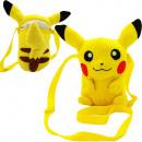 Sac en peluche Pikachu Pokemon