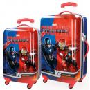 Reisekoffer Trolley Set 2-teilig Marvel 55/67cm