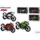wholesale Models & Vehicles: Kawasaki Ninja 300  Model 3 assorted 1:12