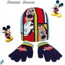 Winterset 2-teilig (Mütze & Handschuhe) Mickey