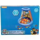 piscine de boule gonflable avec 20 balles Paw Patr