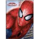 Polar fleece deken  100x140cm Marvel Spiderman