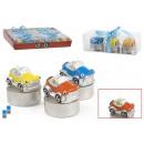 wholesale RC Toys: Tealights car Ø4cm 3tlg the display