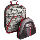 Star Wars 2in1 3D backpack and lunch box