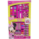 wholesale Licensed Products: Malset 52-piece Disney Minnie