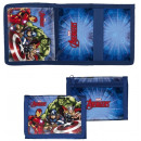 Geldbörse PVC 26x13cm Marvel Avengers