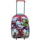 Reisekoffer Trolley 38cm Marvel Avengers 2 Räder