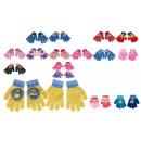 Gants d'hiver 19 assortis Minion & Co.