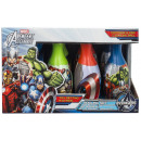 Bowling Set mit Ball Marvel Avengers