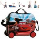 Reisekoffer / Koffer Trolley Disney Cars ABS