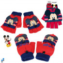 Premium Winterhandschuhe Disney Mickey