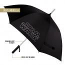 paraguas de  primera calidad  con luz 106cm Star ...