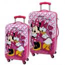 Reisekoffer Trolley Set 2-teilig Minnie 55/67cm