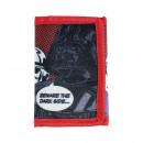 Geldbörse 9x11cm 2-fach sortiert Star Wars