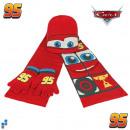 Winterset 3 pièces (chapeau gants et écharpe) Cars