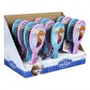 Haarbürste im Display Disney Frozen